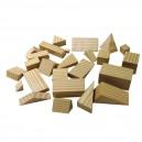 Geoblocks - 330 graniastosłupów z pianki